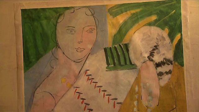 Possible Matisse discovered by Indianapolis police