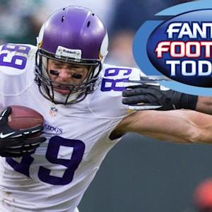 Fantasy Football Today: Game recaps II (11/24)