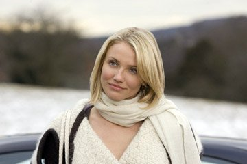 Cameron Diaz in Columbia Pictures' The Holiday