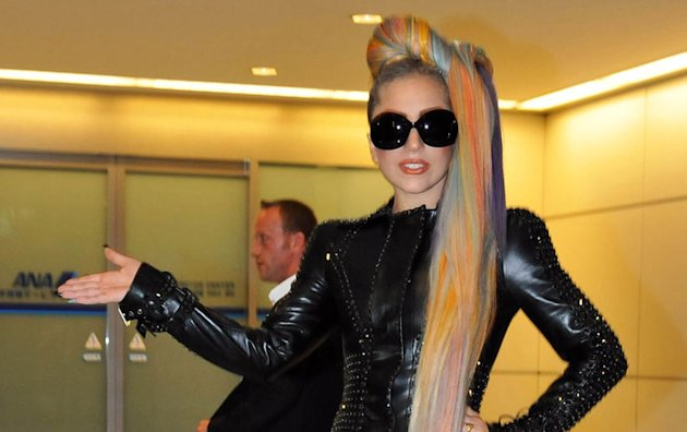Lady Gaga : Un beau geste