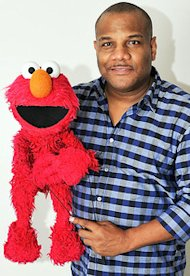 Elmo, Kevin Clash | Photo Credits: Wendell Teodoro/WireImage