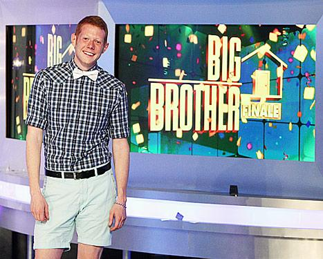 Big Brother Winner Andy Herren Takes Home $500,000 Prize