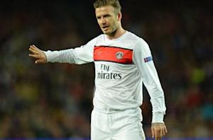 Beckham not a 'great,' says former England winger Waddle