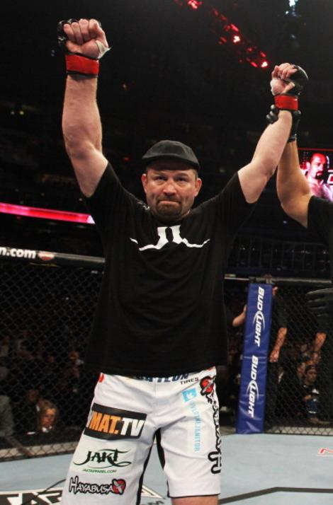 UFC on FOX 6's Vladimir Matyushenko Says Biggest (Man-Parts) Will Win on Saturday