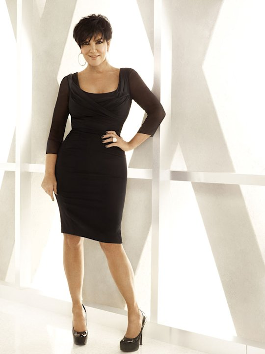 "Kris Jenner stars in ""Keeping Up with The Kardashians."""