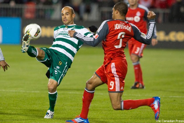 Toronto FC battles Santos Laguna to hard-fought Champions League draw, but is ...