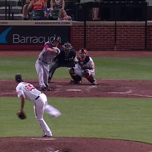 Peterson's RBI single