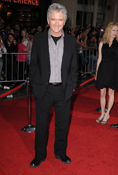 You Again LA Premiere 2010 Patrick Duffy