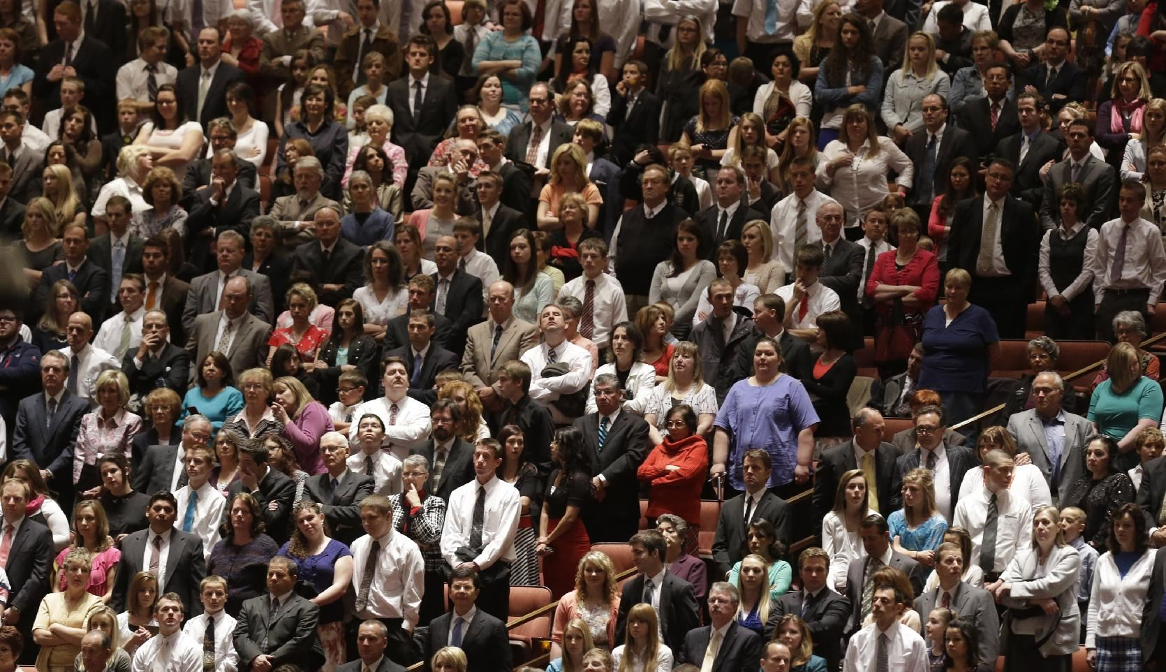 Annual General Conference of The Church of Jesus Christ of Latter