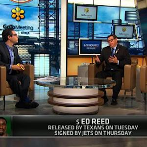 Ed Reed signs with Jets