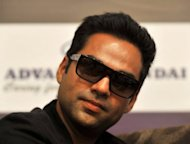 Bollywood actor Abhay Deol stars in &#39;Shanghai&#39; -- a political thriller that will be released on June 8. A Hindu nationalist group has filed a court case seeking to ban the release of the film over satirical lyrics that describe India as a land of diseases and cow dung