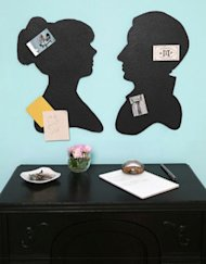 profile bulletin board