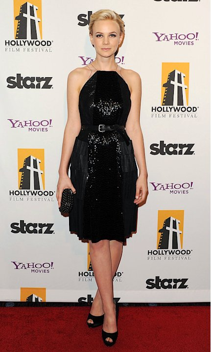 15th Annual Hollywood Film Awards Carey Mulligan