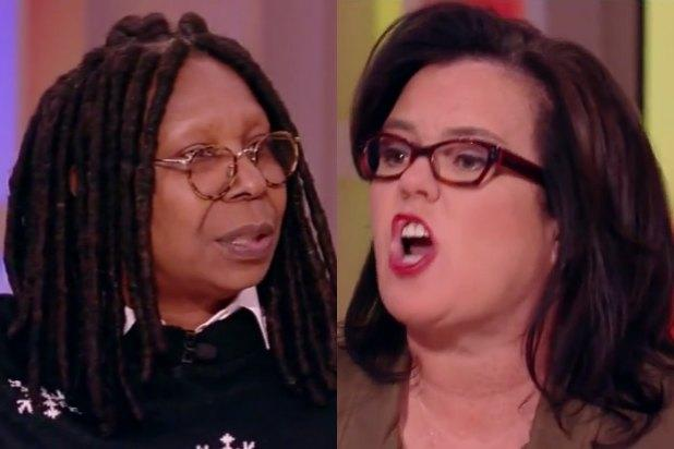 Rosie O'Donnell's Feud With Whoopi Goldberg Drove Her to Bolt 'The View,' Daughter Says