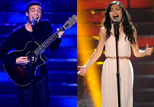 American Idol Top 2 Performance Night Recap: Home Is Where the Artistry Is