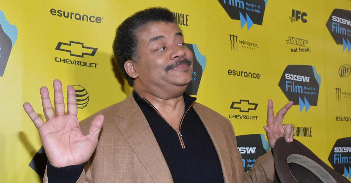 Tyson tweets prove astrophysics can be hilarious