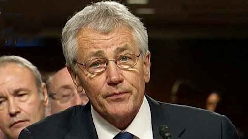 Hagel: I will always do my best for our nation