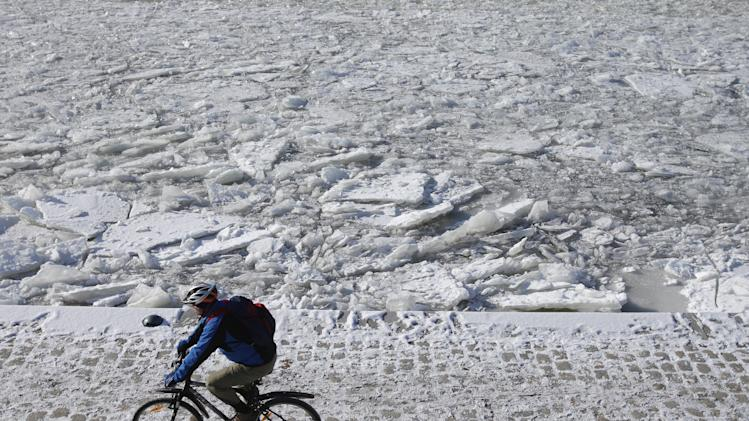 Arctic Temperatures Hit Germany