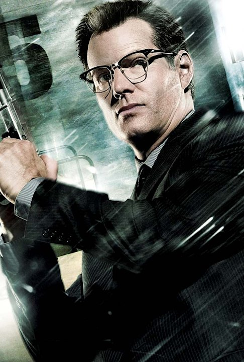 Jack Coleman stars as H.R.G. in Heroes. 