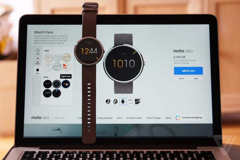 Customizing a smartwatch is as underwhelming as using one