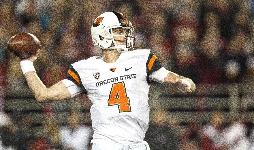 Oregon State's Sean Mannion ranks among top QBs