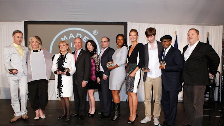 "8th Annual ""Made In NY Awards"" - Inside"