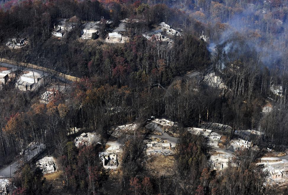 Experts warn of mental health woes as wildfires ravage South