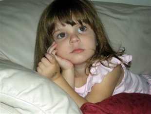 Caylee Marie Anthony. (AP Photo/Orange County Sheriff's Office, File)