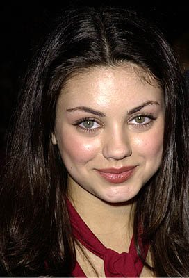 Premiere: Mila Kunis at the Beverly Hills premiere of USA Films' Traffic - 12/14/2000