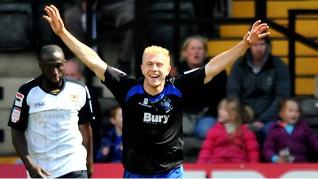 Grella departs Bury for mystery club