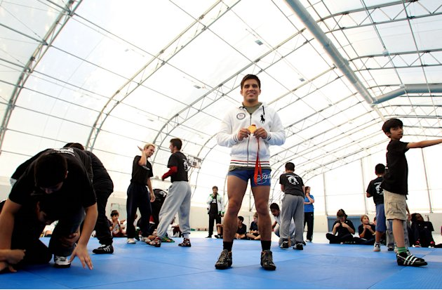 TEAM USA Britian Bound: Henry Cejudo Visits London