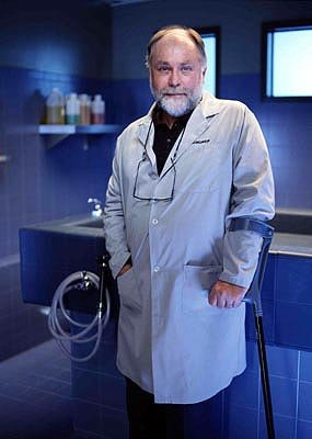 "Robert David Hall as Al Robbins CBS' ""CSI: Crime Scene Investigation"" CSI: Crime Scene Investigation"