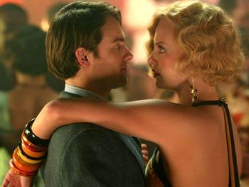 Stuart Townsend and Charlize Theron in Sony Pictures Classics' Head in the Clouds