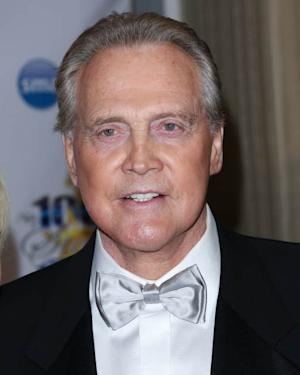 Lee Majors attends the 23rd annual Night Of 100 Stars Oscars viewing gala at the Beverly Hills Hotel on February 24, 2013 -- Getty Images