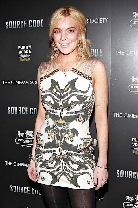 Lindsay Lohan Source Code Pr