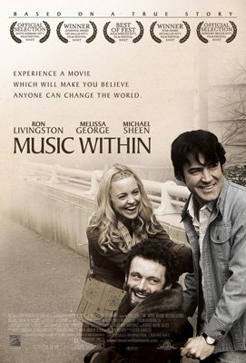 Melissa George , Michael Sheen and Ron Livingston star in MGM's Music Within