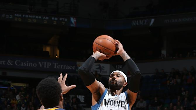 Miles scores 28 to help Pacers hold off Wolves