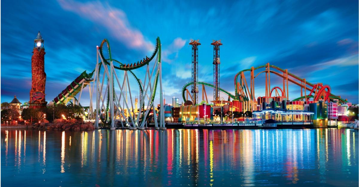Save On Your Orlando Theme Park Tickets Today