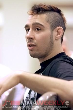 Dan Hardy Gets Call to Duty for UFC: Nottingham