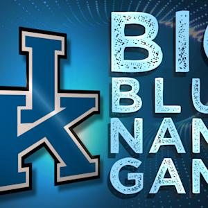 Kentucky's Big Blue Name Game