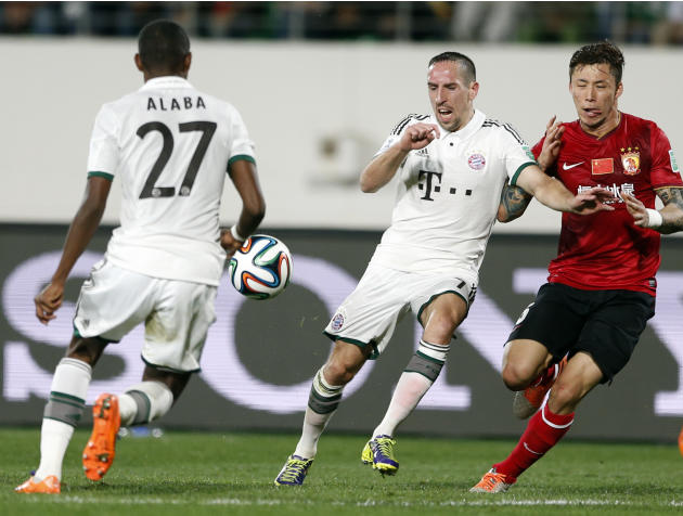 Bayern cruises into Club World Cup final