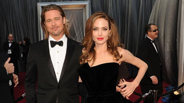 Jeweler: Angelina Jolie Is Wearing Engagement Ring