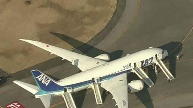Airlines ground Dreamliners after 'serious' safety incident