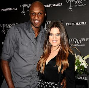 How Khloe Kardashian, Lamar Odom Celebrated Three-Year Anniversary