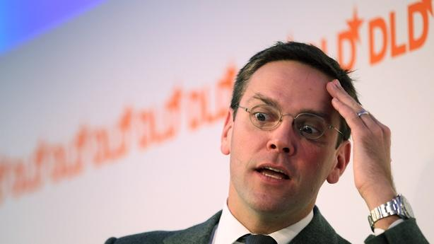 News Corp. Executives Ponder Life Without James Murdoch
