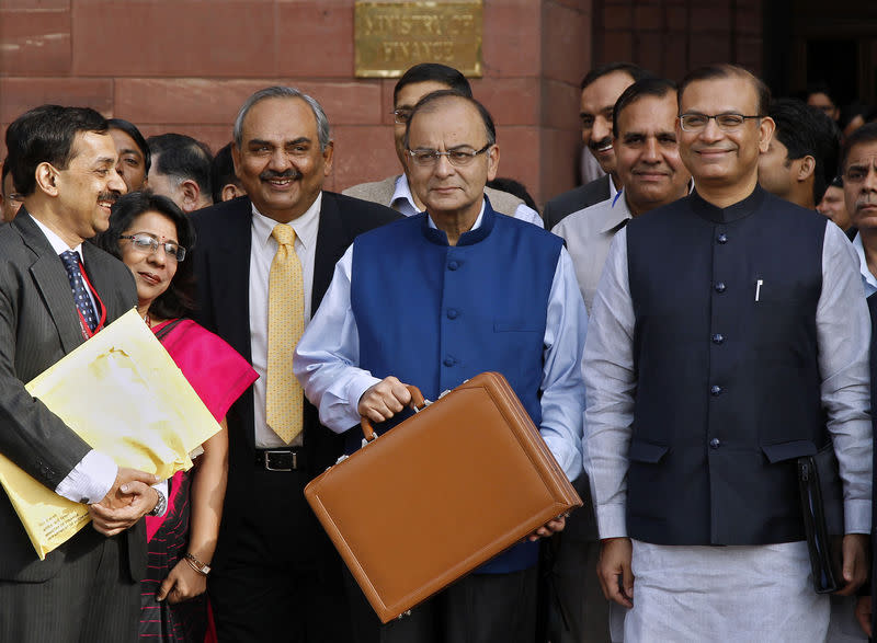 No big bang, but Indian budget goes for growth, investment