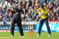 Marcus Trescothick's Somerset suffered a semi-final defeat in the Friends Life t20