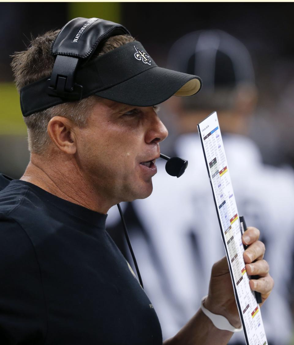 Saints committed to balance, but seek better runs