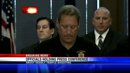 Details of officers' encounter with shooter revealed