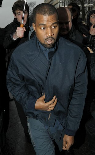 Attack Of The Ego! Kanye West 'Considers Naming New Album I Am God'